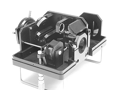 ccd cameras with integrated self guiding