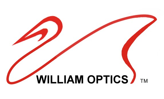 Image result for william optics logo